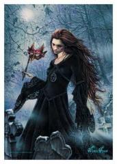 Posterfahne Victoria Frances