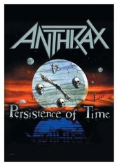 Posterfahne Anthrax
