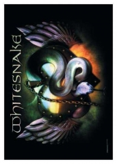 Posterfahne Whitesnake