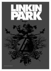 Posterfahne Linkin Park