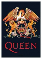 Posterfahne Queen