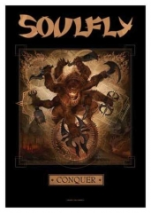 Posterfahne Soulfly