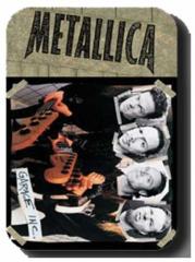 Aufkleberset Metallica