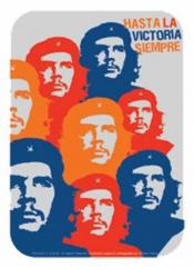 Aufkleberset Che Guevara Victoria