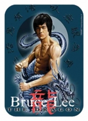 Aufkleberset Bruce Lee