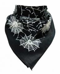 Bandana Kopftuch Grufti Spinnen