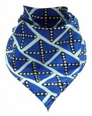 Bandana Kopftuch Südstaaten Blau