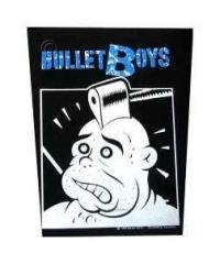 Bullet Boys Rückenaufnäher
