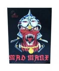 Mad Manz Rückenaufnäher