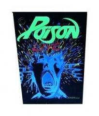 Poison Rückenaufnäher