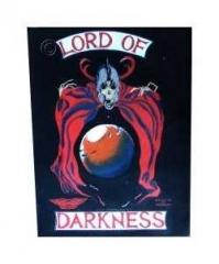 Lord Of Darkness Rückenaufnäher