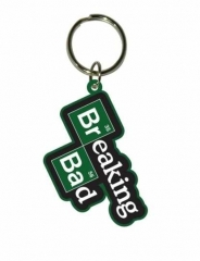 Breaking Bad Logo Keyring Pendant