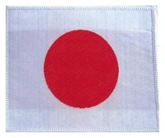 Aufnäher Japan