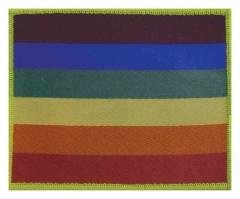 Aufnäher Regenbogen Flagge