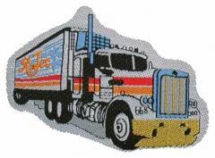 Aufnäher American Truck