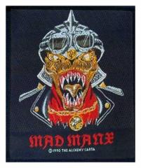 Aufnäher Mad Mane