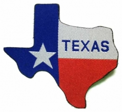 Aufnäher Texas