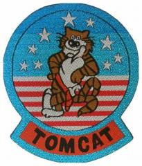 Aufnäher Tom Cat