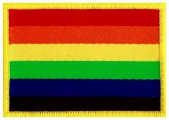 Aufnäher Rainbow