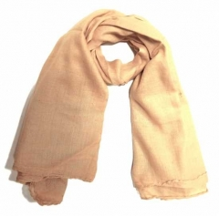 Cotton Scarf Ochre