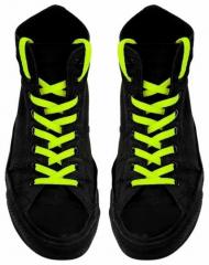 Schnürsenkel - Neon Gelb