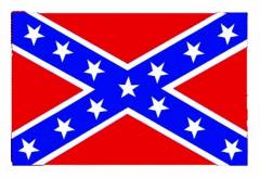 Aufnäher Flag Confederate Flag
