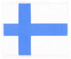 Aufnäher Finnland