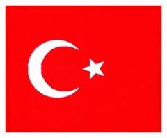Aufnäher Türkei