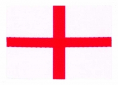 Aufnäher Flag St. George