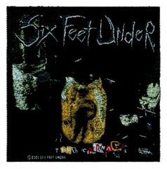 Aufnäher Six Feet Under True Carnage
