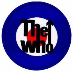 Aufnäher The Who Target