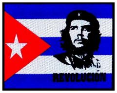 Aufnäher Che Guevara Revolution