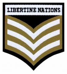 Aufnäher Libertines