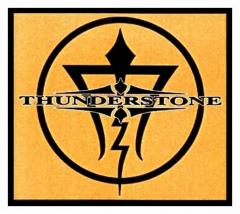 Aufnäher Thunderstone