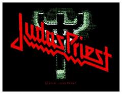 Aufnäher Judas Priest Logo Fork