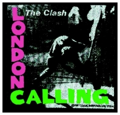 Aufnäher The Clash London Calling