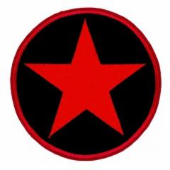 Aufnäher Red Star