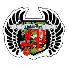 Aufnäher Linkin Park Crest