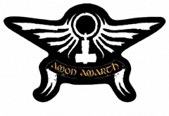 Aufnäher Amon Amarth Crest Cut/Out
