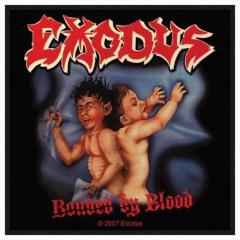 Aufnäher Exodus Bonded By Blood
