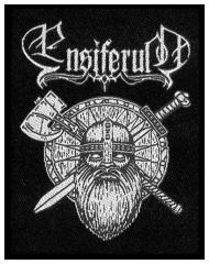 Aufnäher Ensiferum Sword & Axe
