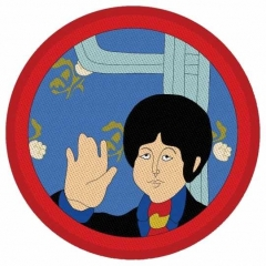 Aufnäher The Beatles Yellow Submarine Paul