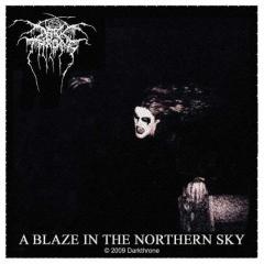 Aufnäher Darkthrone A Blaze In The North