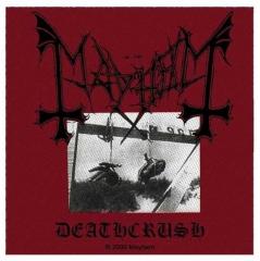 Aufnäher Mayhem Deathcrush