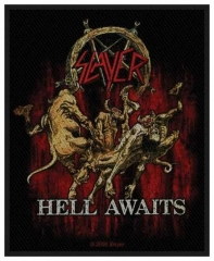 Aufnäher Slayer Hell Awaits