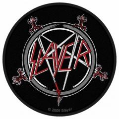 Aufnäher Slayer Pentagram