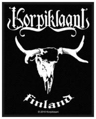 Aufnäher Korpiklaani Finland