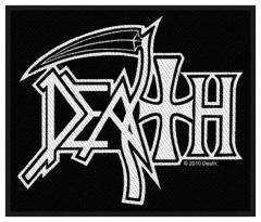 Aufnäher Death Logo