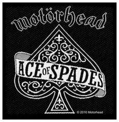 Aufnäher Motörhead Ace Of Spades