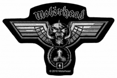 Aufnäher Motörhead Hammered Cut Out